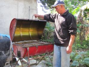 BBQ hecho en casa Por Jocy Medina