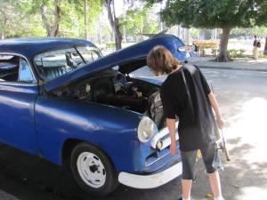 El carro por dentro Por Jocy Medina
