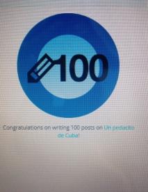 100 articulos premio
